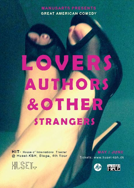 Lovers, Authors & Other Strangers