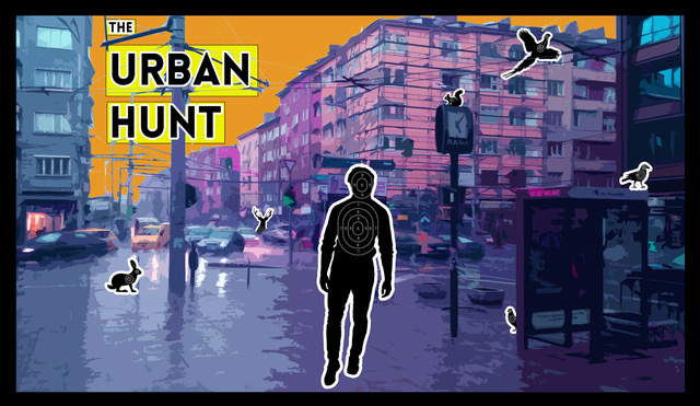 The Urban Hunt