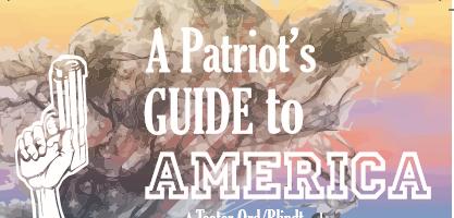 A Patriot's Guide to America – November 2-12 2017