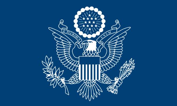 US Embassy in Copenhagen logo