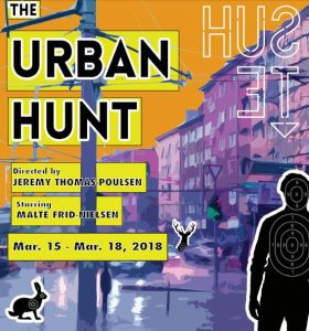 The Urban Hunt @ House of International Theatre - HIT